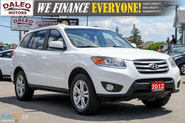 2012 Hyundai Santa Fe GL | POWER MOONROOF | HEATED SEATS | SAT RADIO