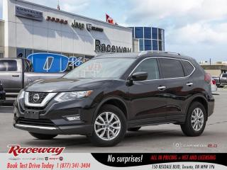 Used 2018 Nissan Rogue S - AWD, Back Up Cam, Blue-tooth, Media Screen for sale in Etobicoke, ON