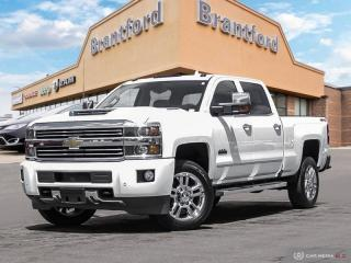 Used 2017 Chevrolet Silverado 2500 HD High Country  - $429.17 B/W for sale in Brantford, ON