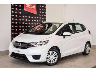 Used 2016 Honda Fit Lx, Bas Kilo Cert for sale in Terrebonne, QC