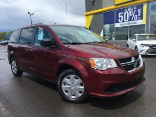 Used 2017 Dodge Grand Caravan SXT STOW 'N GO A/C for sale in Lévis, QC