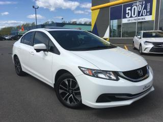 Used 2015 Honda Civic Ex Toit Mags A/c for sale in Lévis, QC