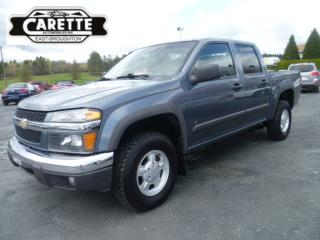Used 2007 Chevrolet Colorado 4x4 for sale in East broughton, QC