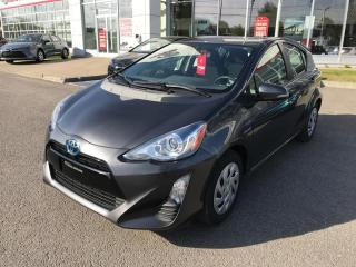 Used 2016 Toyota Prius c CVT for sale in Québec, QC