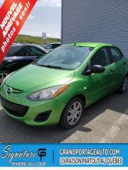 Used 2011 Mazda MAZDA2 GS automatique bicorps 4 portes for sale in Rivière-Du-Loup, QC