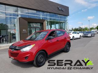 Used 2013 Hyundai Tucson Gl, A/c, Banc Ch for sale in Chambly, QC