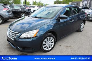 Used 2015 Nissan Sentra S **WOW** FINANCEMENT FACILE !! for sale in Laval, QC
