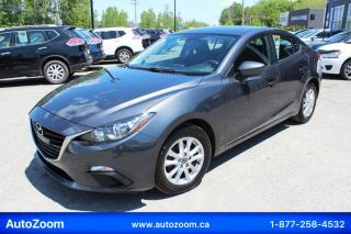 Used 2015 Mazda MAZDA3 A/C  **WOW** FINANCEMENT FACILE !! for sale in Laval, QC