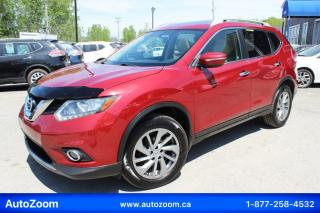 Used 2014 Nissan Rogue SL AWD **CUIR** FINANCEMENT FACILE !! for sale in Laval, QC