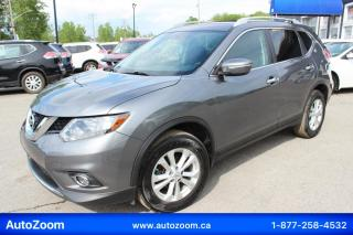 Used 2015 Nissan Rogue AWD SV**SUNROOF** FINANCEMENT FACILE !! for sale in Laval, QC
