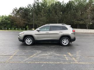 Used 2018 Jeep Cherokee North 4WD for sale in Cayuga, ON