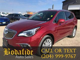 Used 2017 Buick Envision Premium I for sale in Headingley, MB