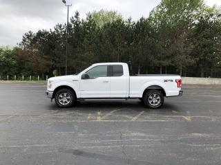 Used 2016 Ford F-150 XLT XTR EXT CAB 4X4 for sale in Cayuga, ON