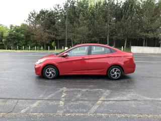 Used 2012 Hyundai Accent GLS FWD for sale in Cayuga, ON