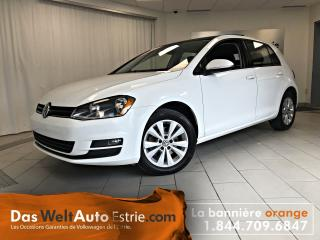Used 2016 Volkswagen Golf 1.8 Tsi Comfort for sale in Sherbrooke, QC