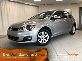 Used 2015 Volkswagen Golf 2.0 TDI Trendline, Gr. Électrique, A/C, Manuel for sale in Sherbrooke, QC
