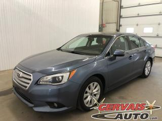 Used 2016 Subaru Legacy Touring AWD Toit Ouvrant Bluetooth Caméra MAGS for sale in Shawinigan, QC