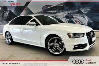 Used 2015 Audi A4 2.0T Progressiv + S-Line | Rear Cam | Manual! for sale in Whitby, ON