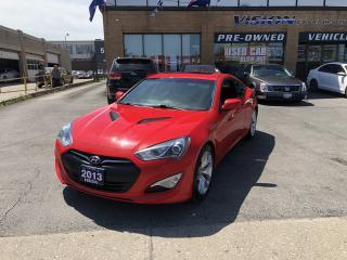 Used 2013 Hyundai Genesis 2.0T Premium/NAVI/INFINITI for sale in North York, ON