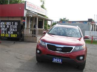 Used 2013 Kia Sorento LX for sale in Cambridge, ON