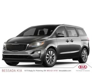 Used 2020 Kia Sedona LX+ for sale in Pickering, ON