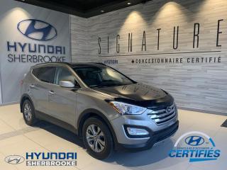 Used 2015 Hyundai Santa Fe 2.0T PREMIUM+AWD+BANCS CHAUFF+BLUETOOTH for sale in Sherbrooke, QC