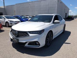 Used 2019 Acura TLX Tech A-Spec for sale in Brampton, ON