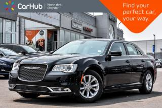 Used 2018 Chrysler 300 Touring|Pano_Sunroof|GPS|Backup_Cam|Bluetooth|Heat.Frnt.Seats| for sale in Thornhill, ON