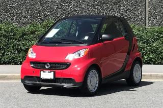 Used 2014 Smart fortwo pure cpé Local, No accidents, Low Kms for sale in Vancouver, BC