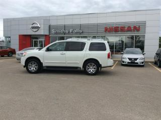 Used 2015 Nissan Armada Platinum at for sale in Smiths Falls, ON