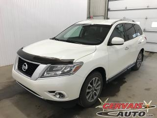 Used 2015 Nissan Pathfinder Sl Awd Cuir A/c for sale in Trois-Rivières, QC