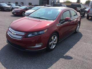 Used 2012 Chevrolet Volt Premier Cuir for sale in St-Hyacinthe, QC