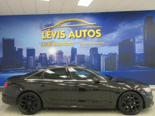 Used 2014 Audi A6 AUDI A6 2.0T PROGRESSIV S-LINE PACKAGEQU for sale in Lévis, QC