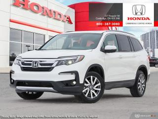 New 2019 Honda Pilot EX-L Navi EX-L for sale in Cambridge, ON