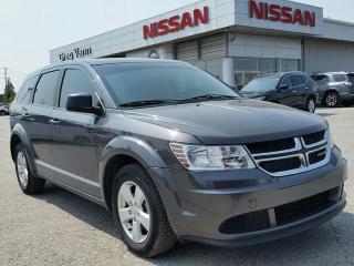 Used 2014 Dodge Journey Canada Value Pkg FWD w/keyless entry,cruise control,climate control,alloys for sale in Cambridge, ON