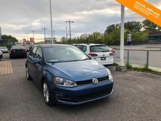 Used 2015 Volkswagen Golf HIGHLINE 1.8 TSI for sale in Québec, QC