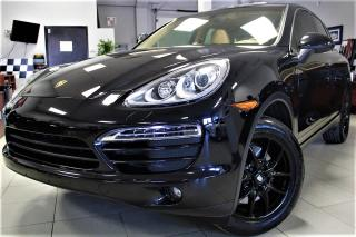 Used 2013 Porsche Cayenne $166.12 WEEKLY! $0 DOWN! FULLY LOADED !!! CERTIFIED for sale in Bolton, ON