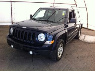 Used 2014 Jeep Patriot Sport/North NORTH 4X4, FOG LAMPS, POWER WINDOWS/LOCKS/MIRRORS, AIR CONDITIONING for sale in Ottawa, ON
