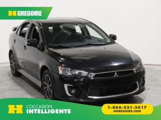 Used 2016 Mitsubishi Lancer SE LTD A/C GR for sale in St-Léonard, QC