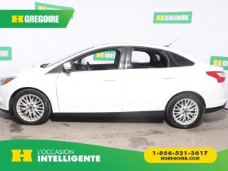 Used 2012 Ford Focus SEL A/C MAGS for sale in St-Léonard, QC