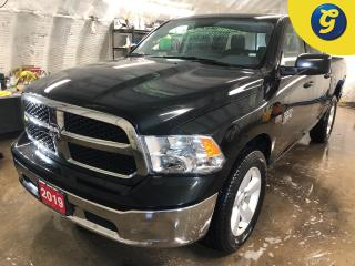 Used 2019 RAM 1500 Classic * CrewCab * Hemi * 4X4 * Handsfree communication with Bluetooth streaming * Uconnect 3 with 5inch display 5inch touchscreen * 20 x 8inch a for sale in Cambridge, ON