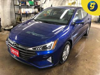 Used 2019 Hyundai Elantra Preferred Auto w/Sun & Safety Package * Power sunroof * 16 inch alloy rims * Back-Up Camera Blind Spot Detection with Lane Change Assist Blind Spot Se for sale in Cambridge, ON