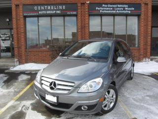 Used 2009 Mercedes-Benz B 200 $4,995+HST+LIC FEE / CERTIFIED / PANORAMIC ROOF for sale in North York, ON
