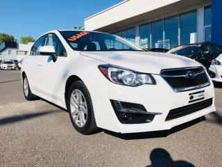 Used 2016 Subaru Impreza 2.0i Touring Package for sale in Lévis, QC