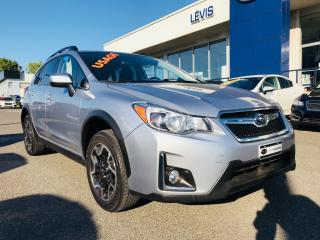 Used 2016 Subaru XV Crosstrek Touring Pkg for sale in Lévis, QC
