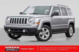 Used 2015 Jeep Patriot NORTH EDITION for sale in Montréal, QC