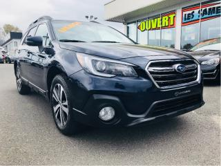 Used 2018 Subaru Outback 2.5i LTD for sale in Lévis, QC