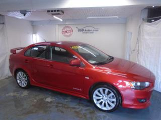 Used 2008 Mitsubishi Lancer for sale in Ancienne Lorette, QC