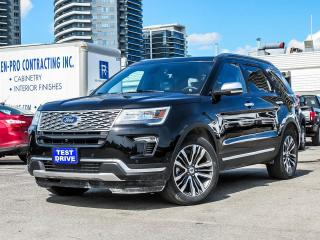 Used 2019 Ford Explorer Platinum for sale in Thornhill, ON