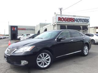 Used 2012 Lexus ES 350 - NAVI - SUNROOF - REVERSE CAM for sale in Oakville, ON